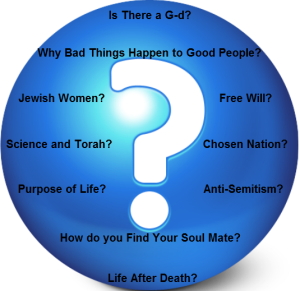 10 FAQ's about Judaism 535 X 519