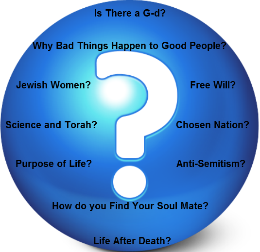 The 10 FAQ's People Ask About Judaism