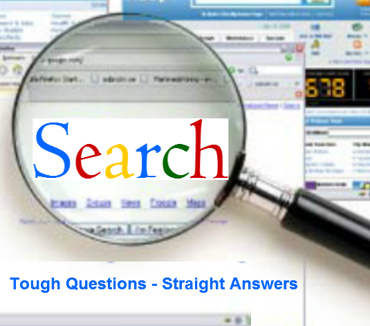 The Search Page