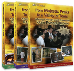 Artscroll Video From Majestic Peaks to Valley of Tears