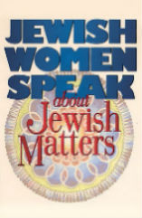 Book Jewish Women Speak
