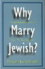 Book Why Marry Jewish