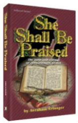 Book she shall be Praised