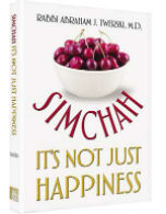 Book simchah - It's Not Just Happiness