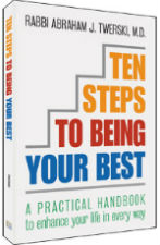 Book ten steps to being your best