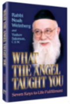 Book what the angel Taught You