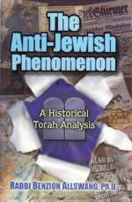 Feldheim Book The Anti-Jewish Phenomenon
